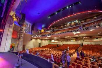 Alex Theatre, Glendale: Auditorium from Downstage Right