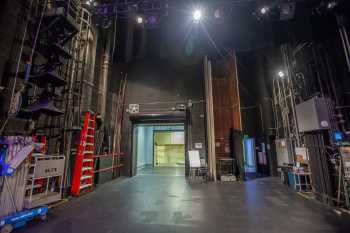 Alex Theatre, Glendale: Stage Left Wing