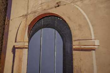 Arlington Theatre, Santa Barbara: 1955 proscenium House Left closeup