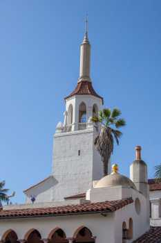 Arlington Theatre, Santa Barbara: Tower