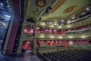 Theatre Royal, Bristol: Auditorium side from Stage Right