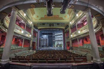 Theatre Royal, Bristol: Dress Circle center - at one time the Royal Box