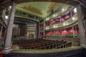 Theatre Royal, Bristol: Dress Circle center left