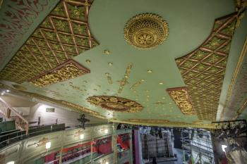 Theatre Royal, Bristol: Ceiling from Gallery right