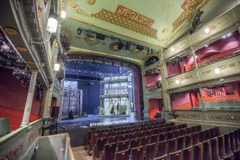 Theatre Royal, Bristol: Auditorium from Pit left