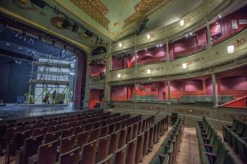 Theatre Royal, Bristol: Pit seats