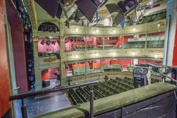 Theatre Royal, Bristol: Auditorium from Garrick Box