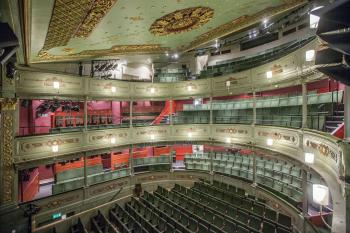 Theatre Royal, Bristol: Auditorium from Upper Circle