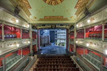Theatre Royal, Bristol: Upper Circle center