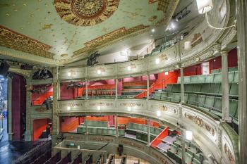 Theatre Royal, Bristol: Upper Circle front