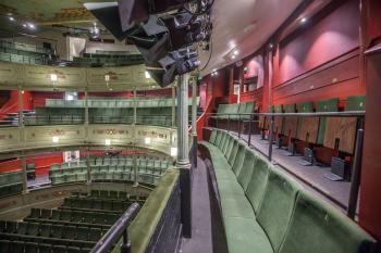 Theatre Royal, Bristol: Upper Circle left side
