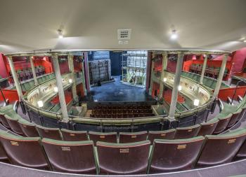 Theatre Royal, Bristol: Upper Circle rear center