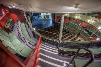 Theatre Royal, Bristol: Upper Circle side seats