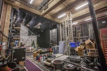 Theatre Royal, Bristol: Scene Dock - Stage Left