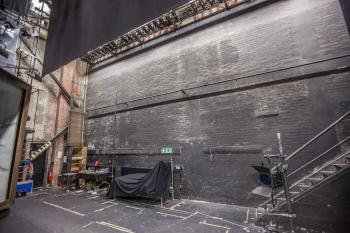 Theatre Royal, Bristol: Stage Right wall