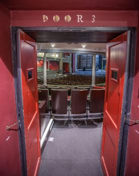 Theatre Royal, Bristol: Dress Circle Auditorium door