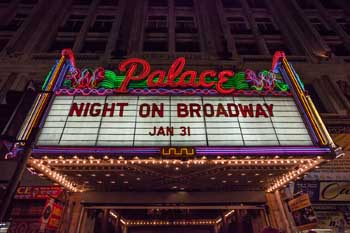Broadway Historic Theatre District, Los Angeles: Palace Theatre