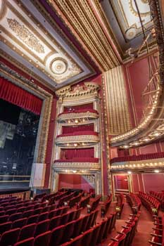CIBC Theatre, Chicago: House Right