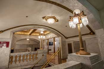 CIBC Theatre, Chicago: Inner Lobby