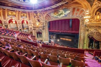 Chicago Theatre: Auditorium from Rear Balcony