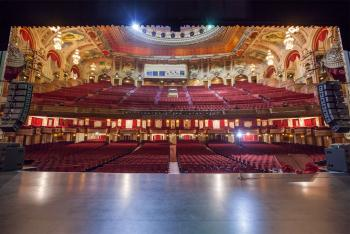 Chicago Theatre: Auditorium from Stage