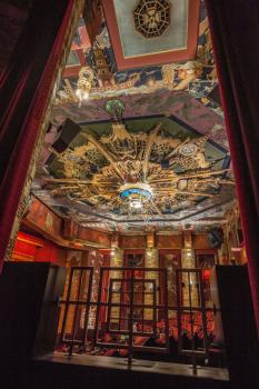 TCL Chinese Theatre, Hollywood: Auditorium from House Left side corridor