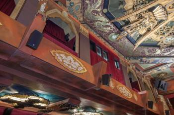 TCL Chinese Theatre, Hollywood: Grauman's Box and Projection Booth