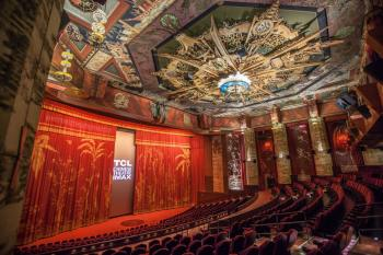 TCL Chinese Theatre, Hollywood: House Left