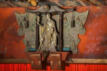 TCL Chinese Theatre, Hollywood: Proscenium Arch centerpiece
