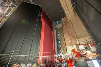 TCL Chinese Theatre, Hollywood: Stage Right looking Downstage