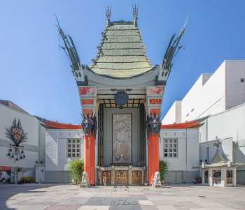 Chinese Theatre Forecourt