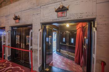 TCL Chinese Theatre, Hollywood: Exit Doors