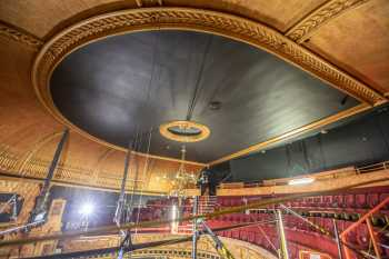Citizens Theatre, Glasgow: Ceiling from Upper Circle