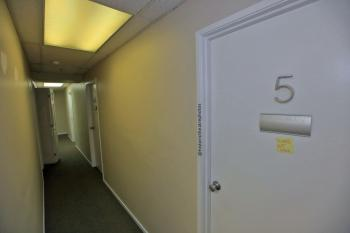 Earl Carroll Theatre, Hollywood: Dressing Room corridor