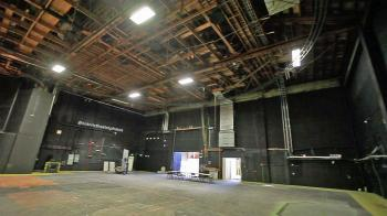 Earl Carroll Theatre, Hollywood: Stage from Downstage Left