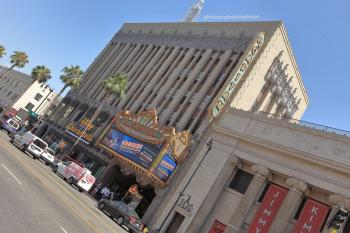 Hollywood Boulevard facade 2