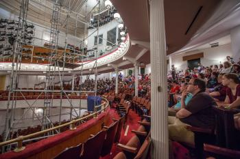 Ford's Theatre, Washington DC: Dress Circle from House Left