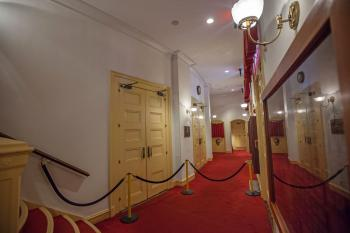 Ford's Theatre, Washington DC: Orchestra Lobby