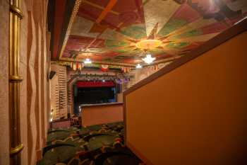 Fox Tucson Theatre: Balcony Vomitory from Lounge
