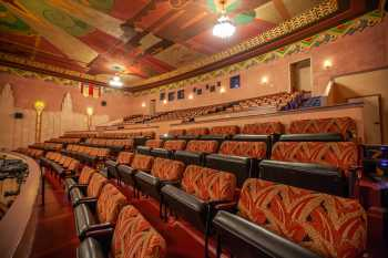 Fox Tucson Theatre: Balcony from Right Front