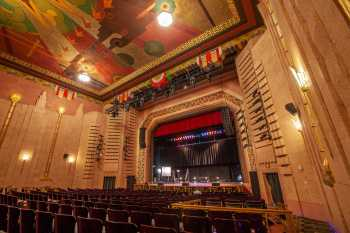 Fox Tucson Theatre: Orchestra Right, without Grand Drape