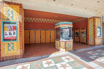 Fox Tucson Theatre: Ticket Booth and Entrance