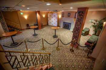 Fox Tucson Theatre: Stairs into Basement Lounge