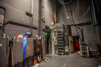 Fox Tucson Theatre: Stage Left Wing from Upstage