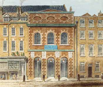 Vanbrugh's Queen's Theatre