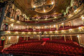 Her Majesty's Theatre: Auditorium from Stage Right