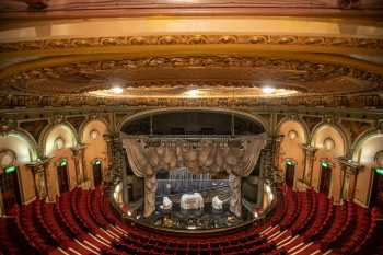 Her Majesty's Theatre: Balcony Center