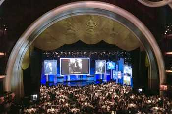 Hollywood Boulevard Entertainment District: Dolby Theatre: AFI Life Achievement Award 2018 (George Clooney)