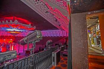 Avalon Hollywood: Balcony Rear and Projection Booth