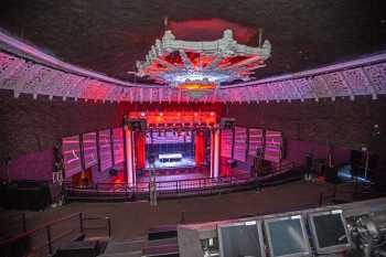 Avalon Hollywood: Balcony from Lighting Control